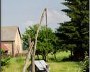 Żuraw studzienny w Paszenkach
