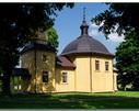 Kościół p.w. Trójcy Świętej i św. Szymona Słupnika w Paszenkach