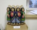 Wystawa rzeźb - ANIOŁY LUDOWE