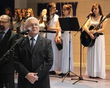 Spotkanie Opłatkowe w Zakładach Azotowych w Puławach 23.12.2013