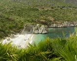 Rezerwat - zatoczka Tonnarella