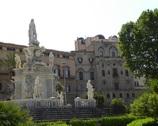 Palermo - pomnik Filipa V