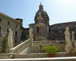 Palermo - fontanna Pretoria