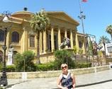 Palermo - teatr Massimo