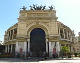 Palermo - teatr Politeama  Garibaldi