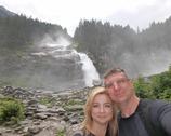 Wodospady Krimml