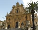 Modica - kościół San Pietro