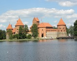 Zamek w Trokach