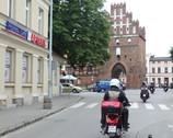 Wjazd do Brodnicy