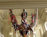 Sztuka nowoczesna - czyli dziwny żyrandol