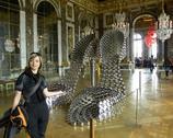 Sztuka nowoczesna czyli but wykonany z garnków