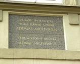 Wilno - dom Mickiewicza
