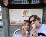 Lodziarnia Florencja w Piwnicznej Zdrój
