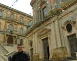 Caltagirone - dawna katedra