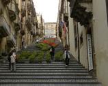 schody Santa Maria del Monte