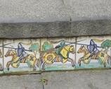 Caltagirone - płytki na schodach