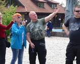 Zwiedzanie Szymbarka