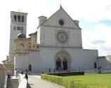 Asyż Bazylika Św. Franciszaka