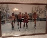 Tak bawią się miejscowi zimą :)