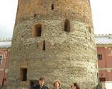 Lublin - baszta zamku