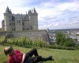 Zamek w Saumur