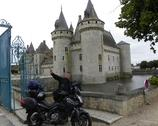 zamek Sully sur Loirei
