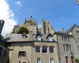 klasztor Mont Saint Michel