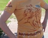 Koszulka, którą otrzymaliśmy na pamiątkę