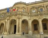 Noto - Pałac Ducezio