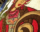Noto - dywany z kwiatów