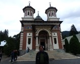 Sinaia - cerkiew