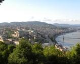 Widok na Budapeszt