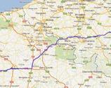 Trasa Le Havre - Frechen