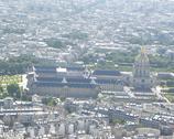 Widok na Pałac Inwalidów