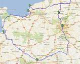 Trasa po Francji