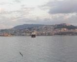 Prom widok na Neapol