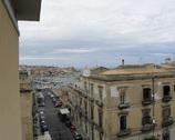 Ortiga - widok z balkonu