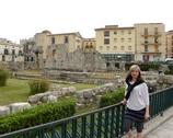 Ortiga - ruiny świątyni Apollina
