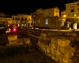 Ortiga - ruiny świątyni Apollina.