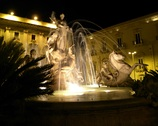Ortiga - fontanna Artemidy