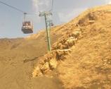 Etna wjazd kolejką
