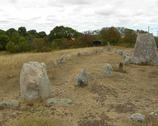 Kręgi gdzie chowano zmarłych