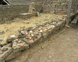 Eketorp - rekonstrukcja osady
