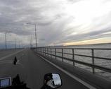 Most Ölandsbron na wyspę Oland
