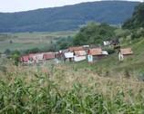 W drodze do Viscri - tutaj była bieda