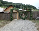 W drodze do Viscri - i widać, że wesele