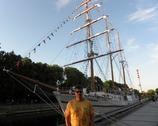 Kłajpeda - jacht Meridian