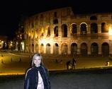 Coloseum nocą