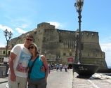 Neapol Castel dell' Ovo