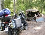 Bilkyrkogard - cmentarzysko samochodów